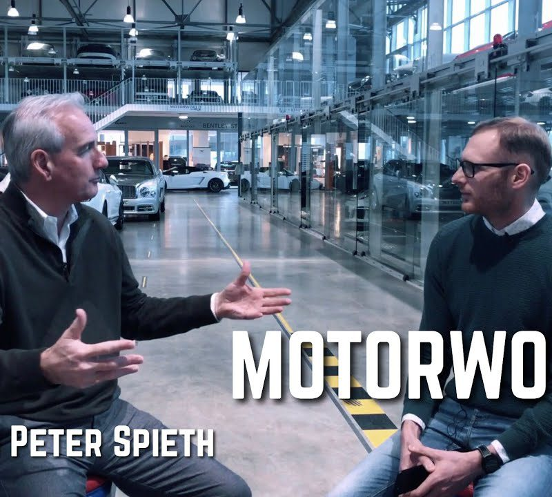 Interview with Peter Spieth